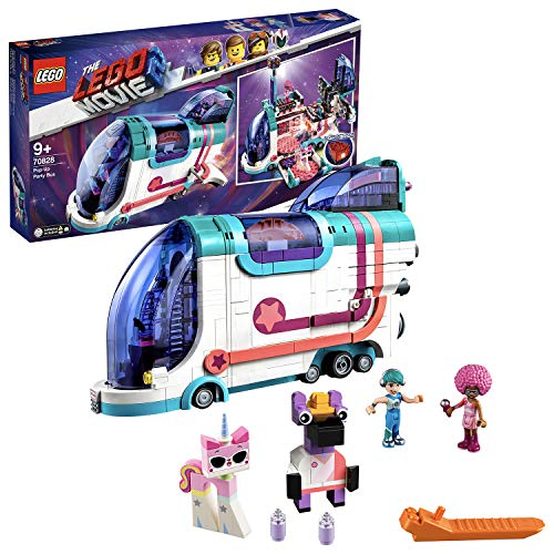 LEGO Movie 2 - Il party bus Pop-Up, 70828