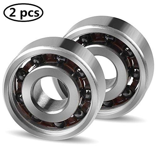 Preisvergleich Produktbild 2-PCS 606 Lager Automotive Motorrad Radlager 6X17X6mm
