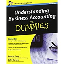 Understanding Business Accounting For Dummies by John A. Tracy (2011-12-16)