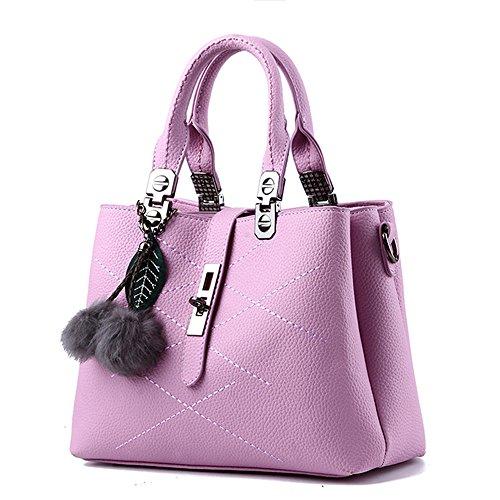 Anne - Borsa a tracolla donna Purple