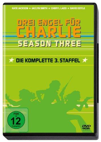 Drei Engel für Charlie - Staffel 3 (6 DVDs)