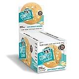 Lenny & Larry's Complete Cookie Proteinkeks Proteinriegel Eiweiß - White Choco Macadamia - Weiße Schokolade Macadamia Nuss 12x113 g