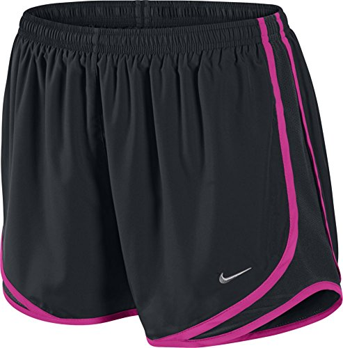 Nike Tempo Shorts da Running Black/Pink Foil