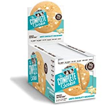 Lenny & Larrys The Complete Cookie White Chocolate Macademia - 12 Barras