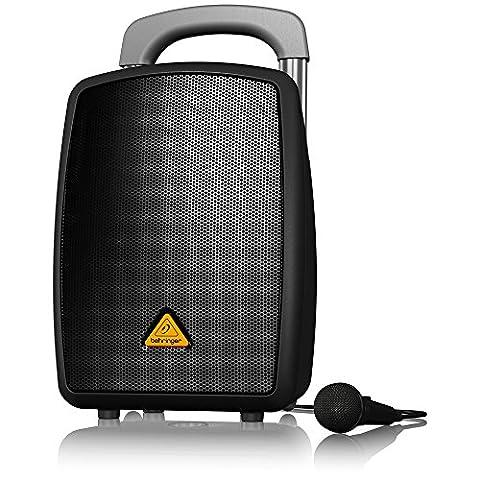 Behringer MPA40BT-PRO Portables PA System (Pro Pa Lautsprecher)