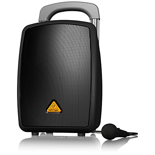 Behringer MPA40BT-PRO, Sistema Audio Portable con Bluetooth, 40 V, Negro