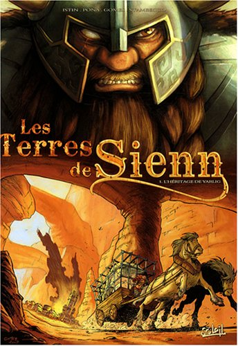 Les terres de Sienn, Tome 1 : L'héritage de Yarlig
