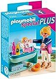 Playmobil - 5368 - Maman avec Bébé et Table à Langer