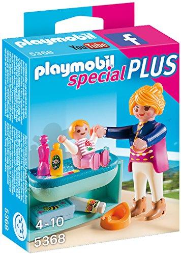 Playmobil 5368 - Mamma con Fasciatoio
