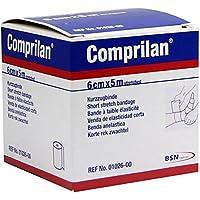 Comprilan elastische Binde gedehnt 5mx6cm 1026 1 stk preisvergleich bei billige-tabletten.eu