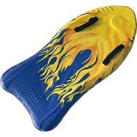 Beneyond 41 Zoll Kinder Schwimmen Wasserski Board/Kinder Auftrieb Board/EPS Fisch-Förmige Professionelle Surfbrett, die notwendige Ausrüstung für Kinder auf Dem Wasser zu Spielen.