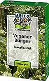 Aries Dünger, 100% Veganer und organischer NPK Universaldünger mit Mikroorganismen, 1KG
