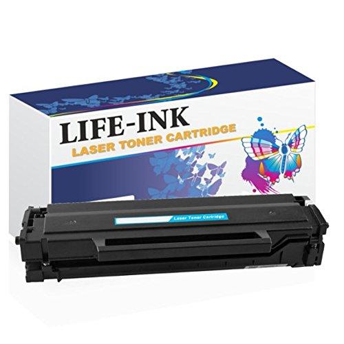 Life-Ink XXL Toner ersetzt Samsung MLT-D111S, D111S, 111S, MLTD111S (100% mehr Inhalt!) für Samsung Xpress M2020, M2020W, M2021, M2022, M2022W, M2026, M2026W, M2070, M2070F, M2070W, M2070FW, M2071, M2071FH, M2071FW, M2071HW, M2078, M2078F, M2078FW, SL-M2022, SL-M 2022W Drucker schwarz