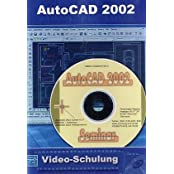 AutoCAD 2002 Video-Schulung: 8 Stunden Video-Training (247 Videos). Für Windows 98/ME/2000/XP/Vista