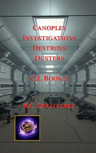 Descargar Torrent El Autor Canoples Investigations Destroy Dusters (C. I. Book 5) Libro Patria PDF
