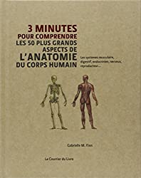3 minutes pour comprendre les 50 plus grands aspects de l'anatomie du corps humain