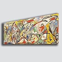 Quadri Moderni BANKSY murales street art 4 pezzi Stampa su Tela ...