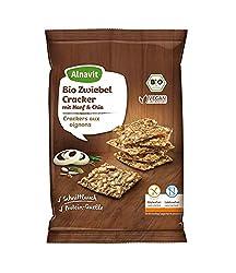 Alnavit Zwiebel Cracker Bio 75g