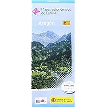Mapa Autonómico Aragón