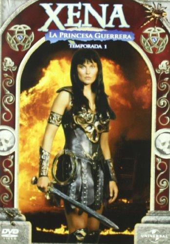 Xena: La princesa guerrera (Temporada 1) [DVD]