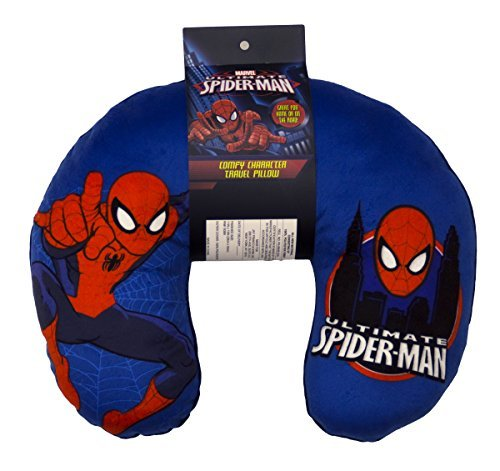 Marvel Spiderman cuscino cervicale by