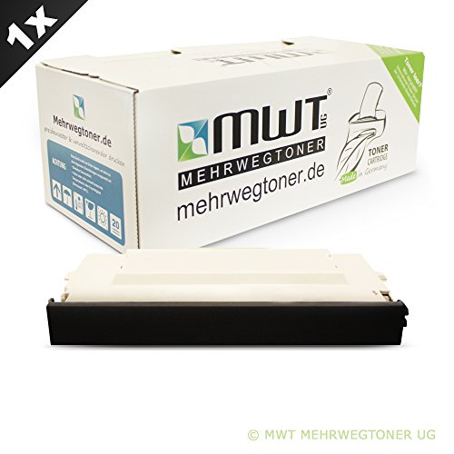 1x MWT Toner für Ricoh Aficio SP C 210 sf ersetzt 402097 DT140BLK Schwarz Black -
