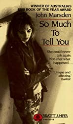 So Much to Tell You by John Marsden (1990-07-29)