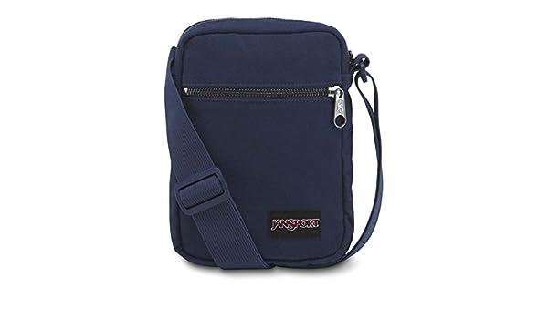 dc9d2c2032 JanSport Weekender FX Crossbody Mini Bag - Navy Pewter  Amazon.co.uk   Sports   Outdoors