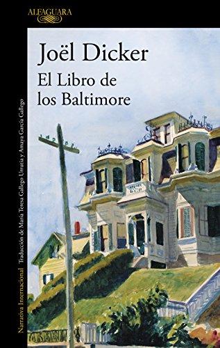 El Libro de los Baltimore por Joël Dicker