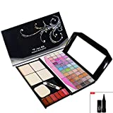 TYA Laptop Fashion Makeup Kit With 48 Co...