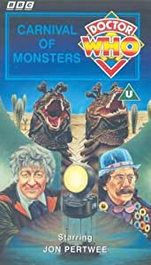 Doctor Who - Carnival of Monsters [VHS]