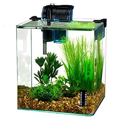 Penn Plax Vertex Shrimp Tank, 2.7-Gallon