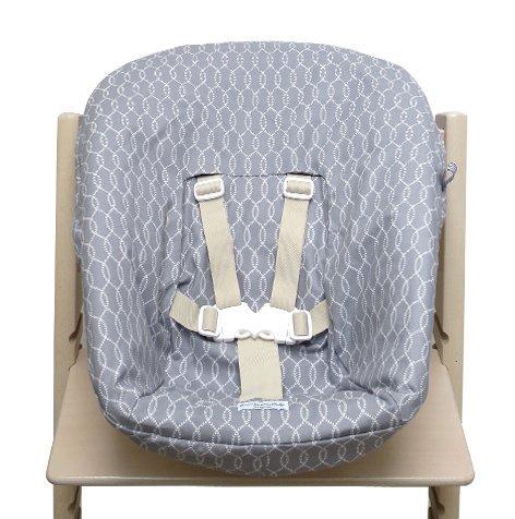 Blausberg Baby - Bezug für Stokke Newborn Set Sailer grau