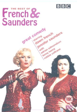 The Best of French & Saunders [DVD] [1987]