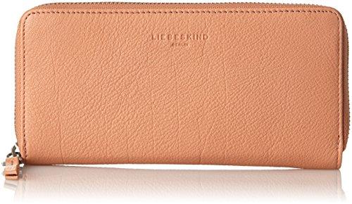 Liebeskind Berlin Damen Sallyf8 Core2 Geldbörse, Pink (Blush Pink), 2x19x10 cm