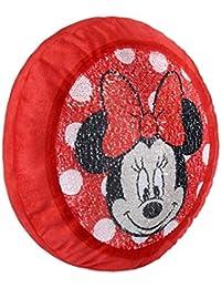 Cerdá Minnie, Calentadores para Niñas, (Rojo 06), (Tamaño del Fabricante:única)