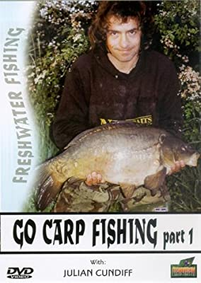 Go Carp Fishing With Julian Cundiff - Part 1 [DVD] by Quantum Leap