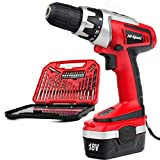 Apollo 18 V Pro Combo Cordless Drill Driver with 1000 mAh NiCad Battery