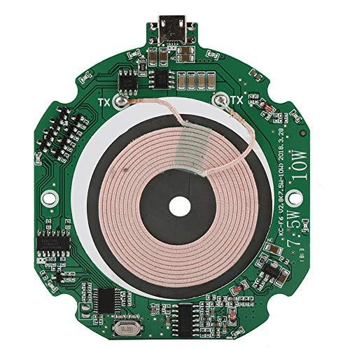 Eboxer 75% Wireless Charger Transmitter Modul 5 W / 7,5 W / 10 Watt Autoerkennung DIY Wireless Charger Sender Modul