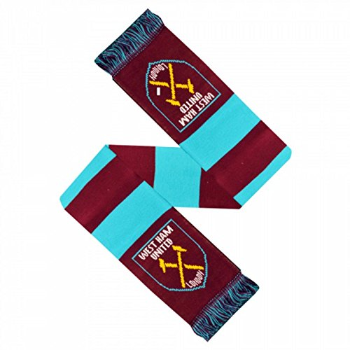 West Ham United FC – Bufanda oficial de West Ham United FC