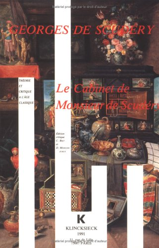 Le Cabinet de monsieur de Scudéry