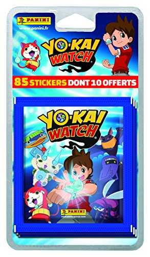 Panini - AS 2225-020 - Yo-Kai Watch - 85 Stickers
