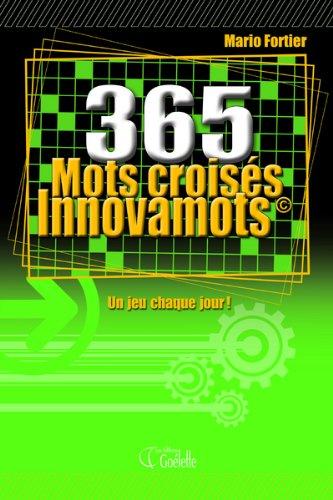 365 Mots croisés Innovamots©
