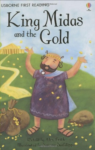 king-midas-and-the-gold-first-reading-level-1