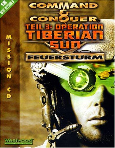 Command + Conquer: Tiberian Sun - Feuersturm