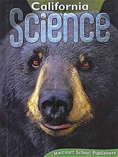 HARCOURT SCHOOL PUBLS SCIENCE (Science 08)
