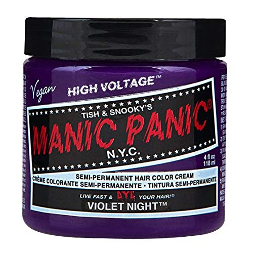 Manic Panic Cream Formula Semi-Permanent Hair Color-Violet