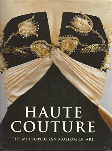 Haute Couture por Richard Martin