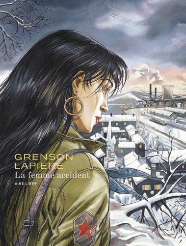 La femme accident, Coffret (Tome 1 et 2 + cahier 16p)