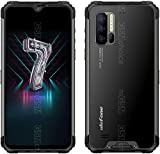 Ulefone Armor 7 Rugged Smartphone - Helio P90 Octa Core 8 GB RAM + 128 GB ROM, Fotocamera da 48 MP, FHD + Schermo 6.3'', Android 9.0 IP68 Telefono Cellulare Resistente, Ricarica Wireless Qi 10W, NFC